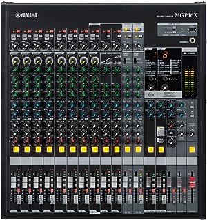 Yamaha MGP16X - Mgp-16x mesa de mezcla analógica de 16 canales doble dsp