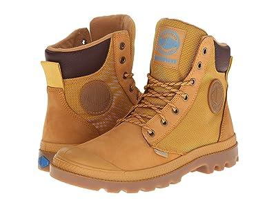 Palladium Pampa Sport Cuff WPN (Amber Gold/Mid Gum) Boots
