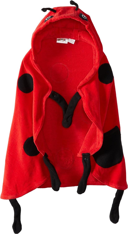 Childrens Ladybug Hooded Towels Bath Towel Lady Bug for Kids /& Adults