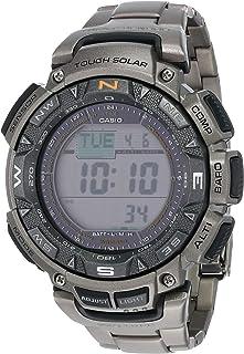 Casio - Malla Me Up Pro Trek EDICIÓN ESPECIAL JAPAN Reloj (Modelo de Asia) PRG-240T-7D