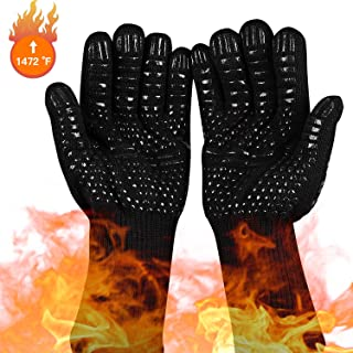 Best extreme high temperature gloves Reviews