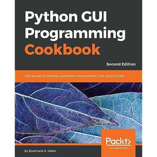 Python GUI: Amazon com