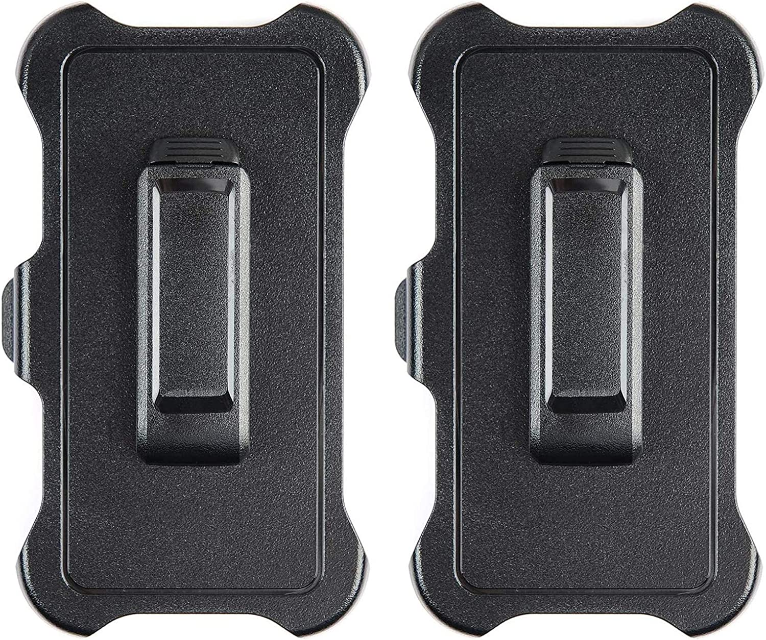 2 Set Replacement Belt Clip Holster Compatible with Otterbox Defender Series Case Apple iPhone 11 (6.1