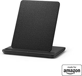 All New, Made for Amazon, Wireless Charging Dock for Kindle Paperwhite Signature Edition. Only compatible with Kindle Pape...