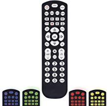 Best GE Color Select Backlit Universal Remote Control for Samsung, Vizio, LG, Sony, Sharp, Roku, Apple TV, RCA, Panasonic, Smart TV, Streaming Players, Blu-Ray, DVD, 4-Device, Black, 44220 Review
