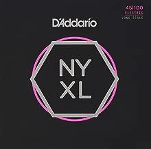 D'Addario NYXL Nickel Wound Bass Guitar Strings