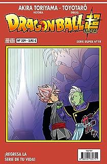 Dragon Ball Serie roja nº 229 (Manga Shonen)