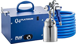 Fuji 3004-T70 Q4 PLATINUM - T70 Quiet HVLP Spray System