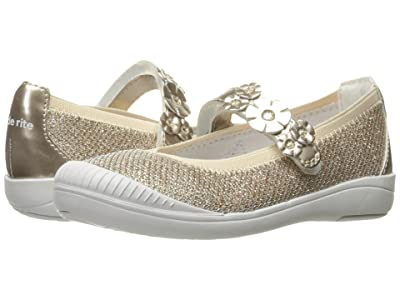 Stride Rite Layla (Toddler) (Gold) Girls Shoes