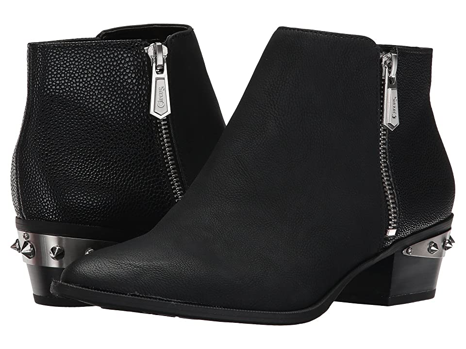 Circus by Sam Edelman Holt (Black Shrunken Nubuck 1) Women