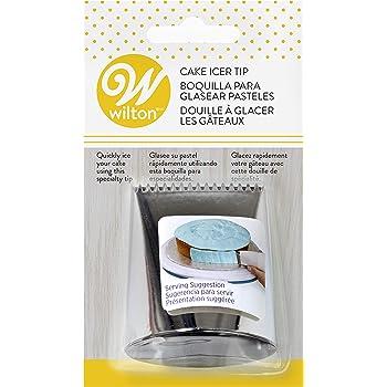 Wilton Carded Tip Cake Icer