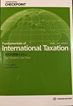 Fundamentals of International Taxation 2017/2018 Edition