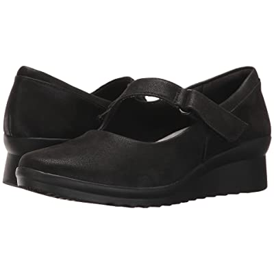 Clarks Caddell Yale (Black) Women