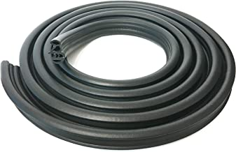 Car Door Rubber Seal Weather Stripping Body Mounted (14 Feet)