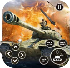 Real Battle of Tanks 2019: Army World War Machines
