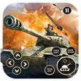 Jeu de guerre de chars militaires: Guerre mondiale 3 Jeu