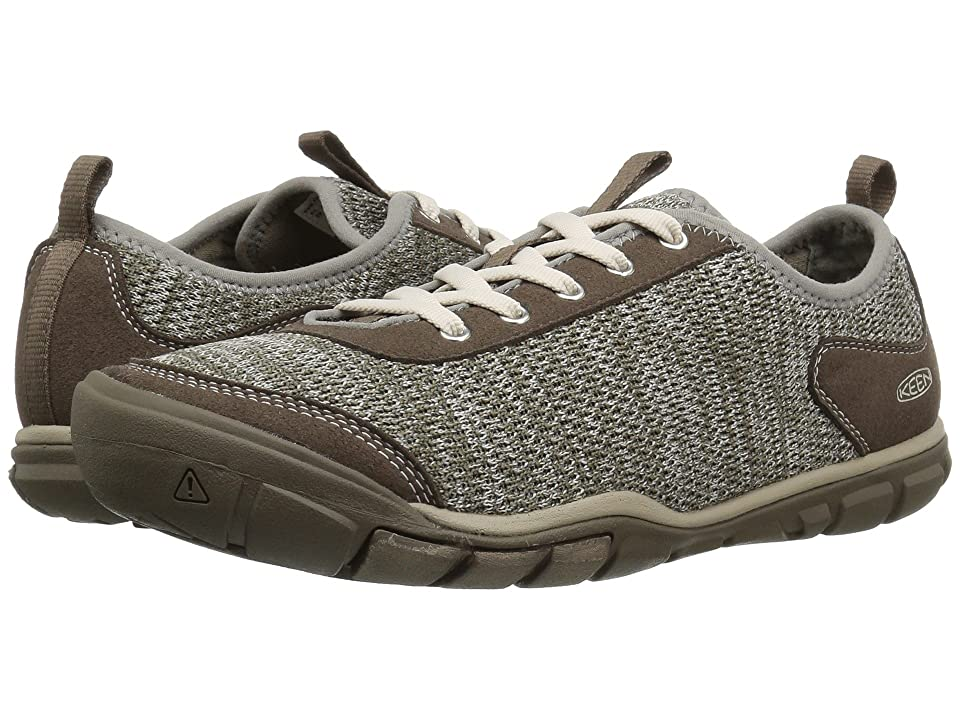 Keen Hush Knit (Brindle/Canteen) Women