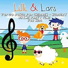 Top 20 Songs for Children - Nursery Rhyme Party Time for Kids
