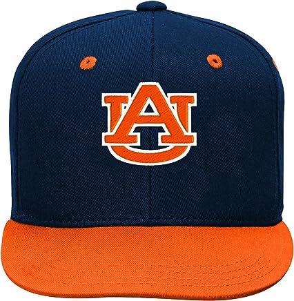 new product 96baf c4041 Gen 2 NCAA Auburn Tigers Kids Two Tone Flatbrim Snapback Hat, Kids One Size,
