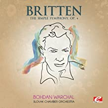 Best simple symphony op 4 benjamin britten Reviews