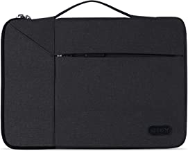 Black for 39.6 cm Leatherette 15.6 Sleeve Ultrabook Toshiba Carrying Case