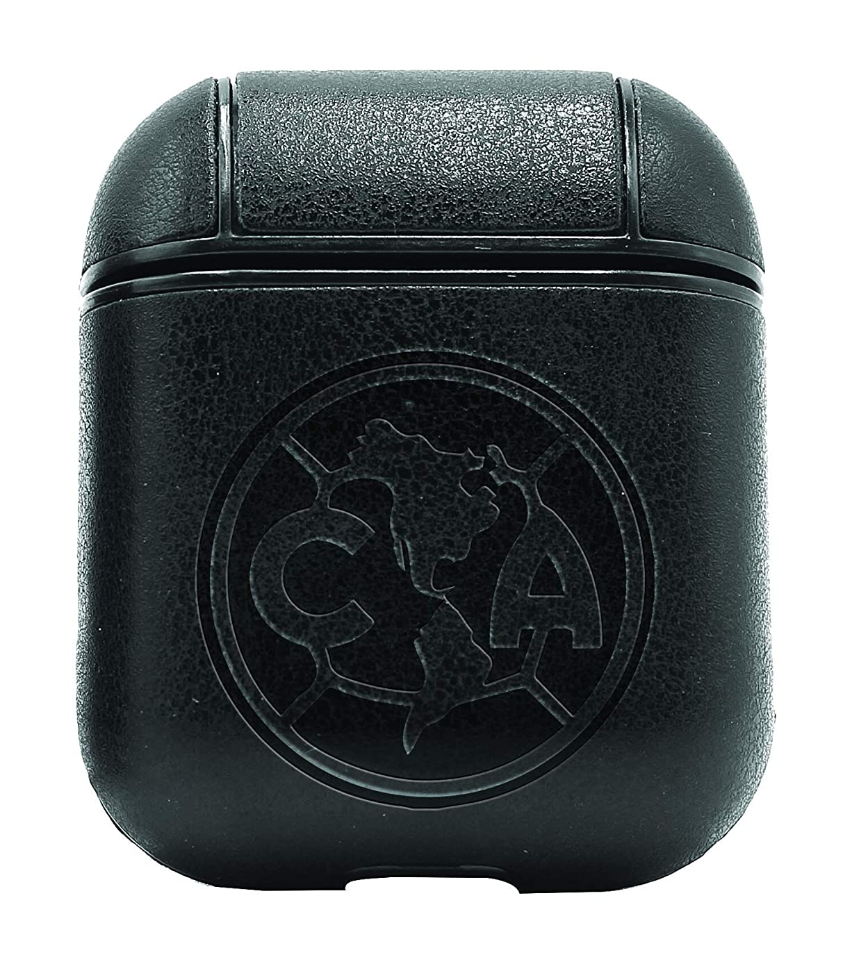 Mexico Club Soccer World Cup Football National Team (Vintage Black) Air Pods Protective Leather Case Cover - a New Class of Luxury to Your AirPods - Premium PU Leather and Handmade exquisitely