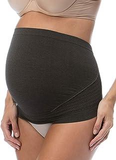 5400 Banda Faja premamá con Hilo de Plata para Soporte Abdominal Durante el Embarazo