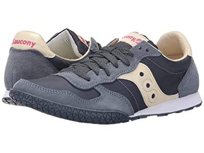 Saucony Originals Bullet (Slate/Cream) Women