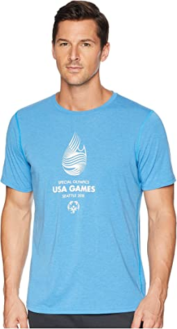 Special Olympics Blue