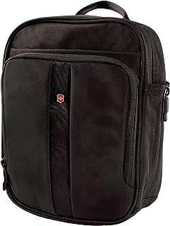 Victorinox Vertical Travel Companion, Black/Red Logo (Black) - 313743
