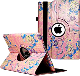 CenYouful iPad Case Fit 2018/2017 iPad 9.7 6th/5th Generation - 360 Degree Rotating iPad Air Case Cover with Auto Wake/Sle...