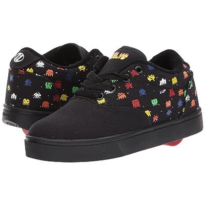 Heelys Launch (Little Kid/Big Kid/Adult) (Black/Droids) Boys Shoes