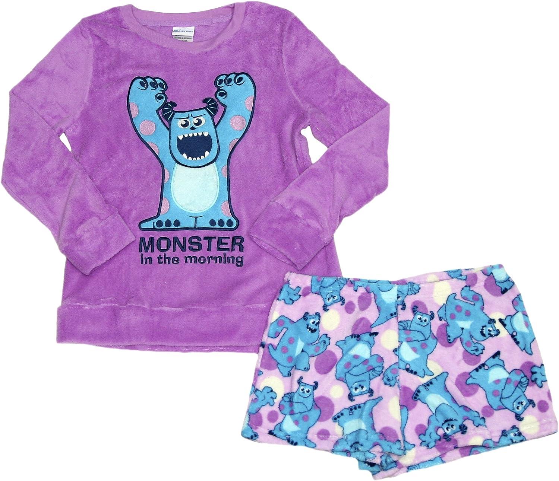 Monsters Inc Phoenix Mall Disney Pixar University Sully Minky Pajama Ranking TOP15 Fleece