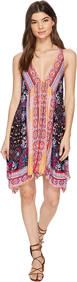 Gypsey Trapeze Slip Dress