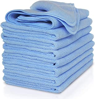 washable cleaning cloths by VibraWipe