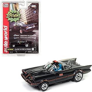 Auto World 4Gear Batman TV Series - 1966 Batmobile HO Scale Slot Car SC330-3