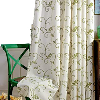 Best green dining room curtains Reviews