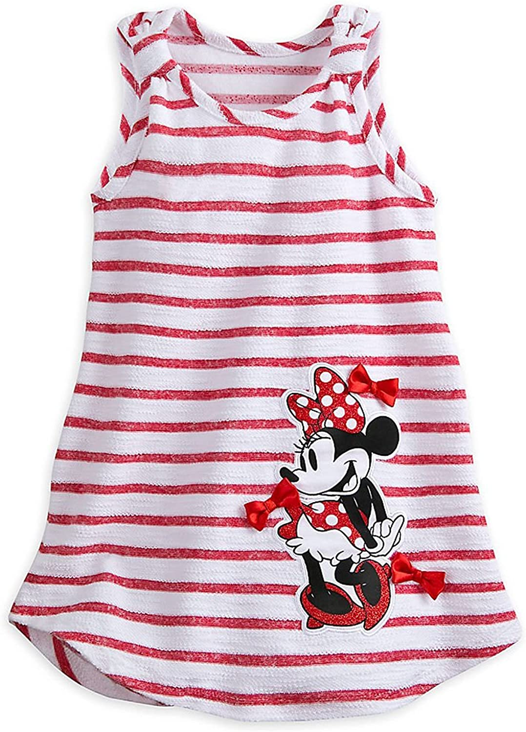 Disney Minnie Mouse Swim Cover Up for Girls White