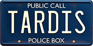 Best tardis license plate Reviews
