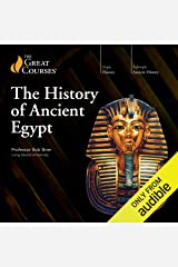 The History of Ancient Egypt Audible Audiobook