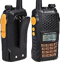 Baofeng Pofung Uv6r Dual-band Twoway Radio Transceiver, 1.1 Lb