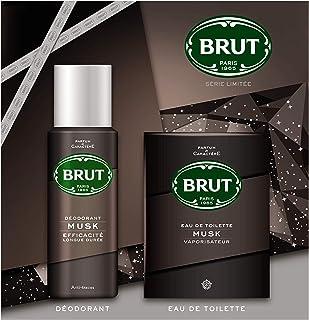Brut - Caja de desodorante y agua de colonia