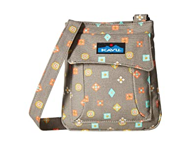KAVU Mini Keeper (Fun Foulard) Cross Body Handbags