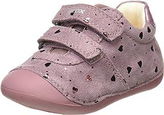 Geox B TUTIM - First Walker Shoe Niemowlęta - dziewczynki