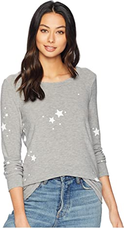 Cozy Knit Long Sleeve Pullover