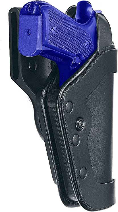 UNCLE MIKES  871030 Sz3 Inside the Pocket Holster Revolver Holster