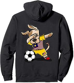 Dog Dabbing Soccer Malaysia Jersey Malaysian Football Shirt