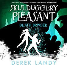 Death Bringer: Skulduggery Pleasant, Book 6