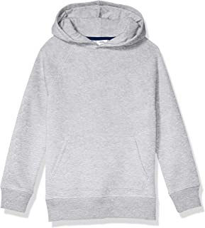 Amazon Essentials Boy's Pullover Hoodie Sweatshirt