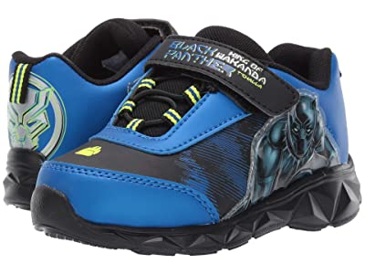 Favorite Characters Black Panthertm Lighted Athletic AVF360 (Toddler/Little Kid) (Black) Boy
